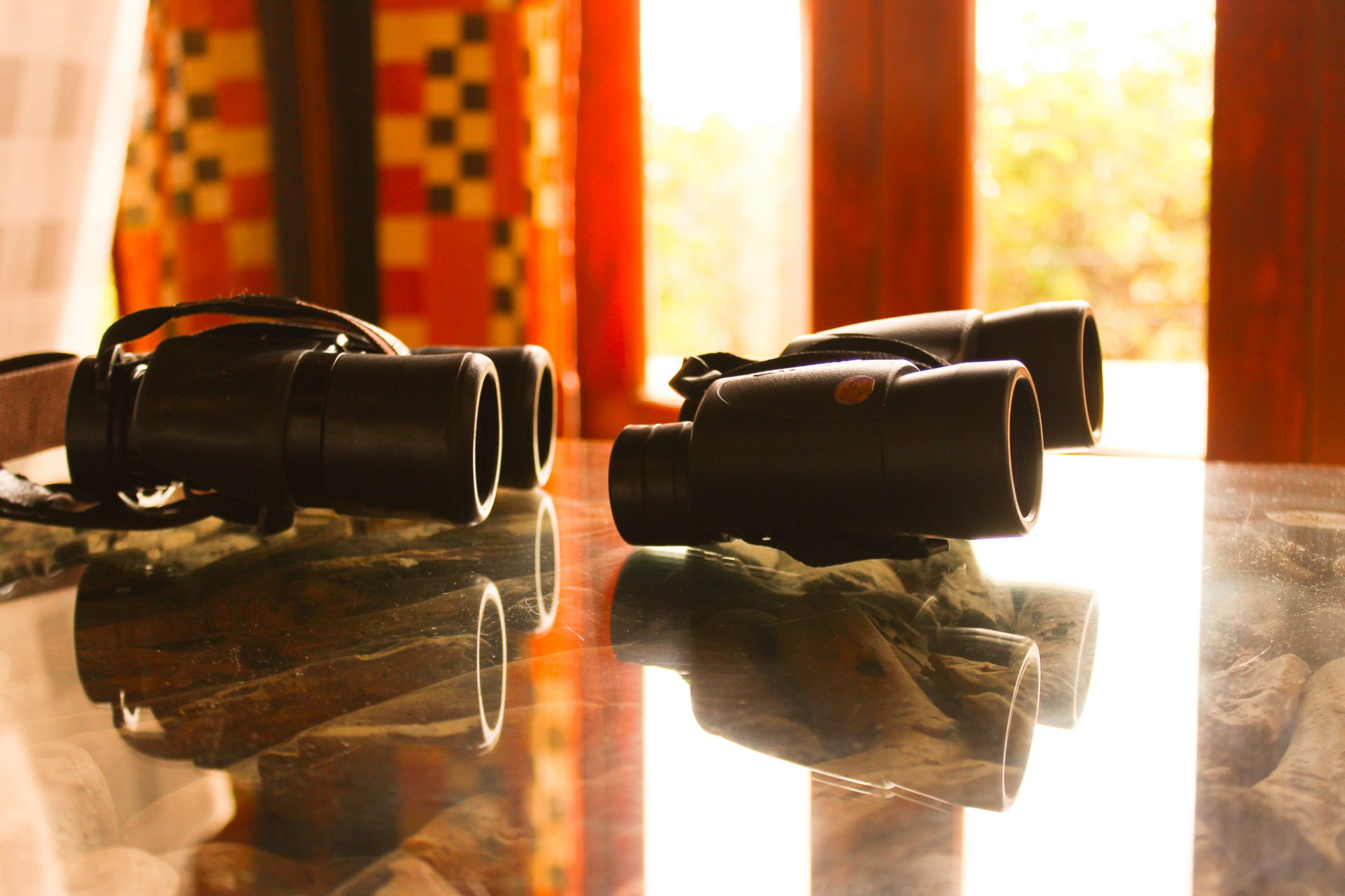 technology binoculars