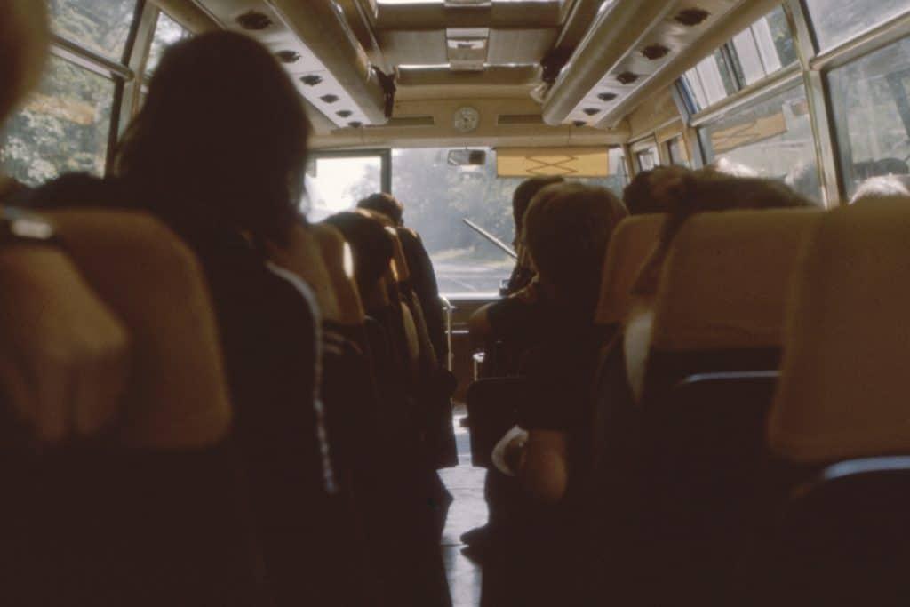 birding tour truck