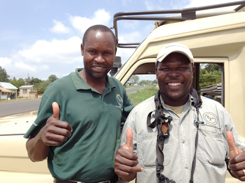 Tanzania Birding & Beyond Safari staff